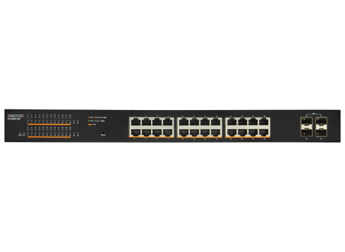 КОММУТАТОР GIGABIT WEB-SMART ETHERNET ECS2020-28P